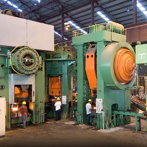 Forging-shop